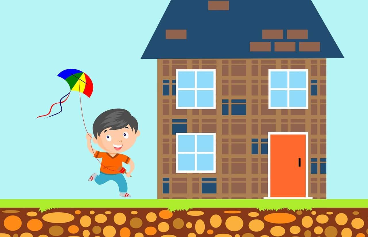 children, kite, home-4157747.jpg